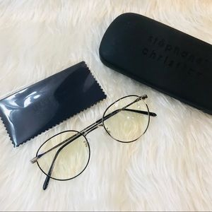 Brand New Super Cute Round Eyeglasses